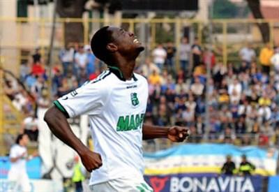 Richmond Boakye, 21 anni, ghanese (INFOPHOTO)