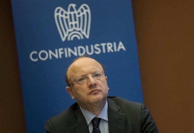 Vincenzo Boccia (Lapresse)