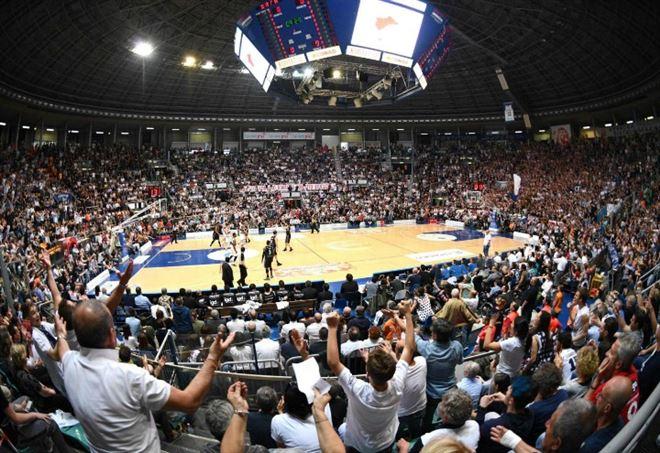 Playoff basket A2 2017: diretta Fortitudo Bologna-Treviso, gara-3 (LAPRESSE)