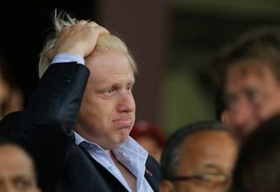 Boris Johnson, sindaco di Londra (Infophoto)