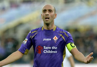 Borja Valero (Infophoto)
