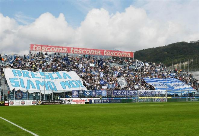Diretta Brescia-Foggia (LAPRESSE)