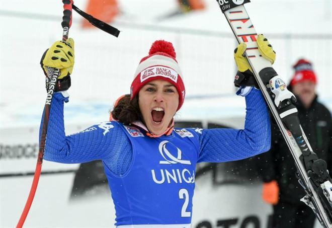 Olimpiadi invernali 2018: Federica Brignone (LaPresse)