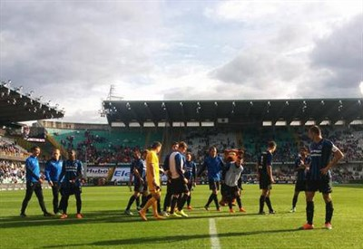 (dall'account Twitter ufficiale @ClubBrugge)
