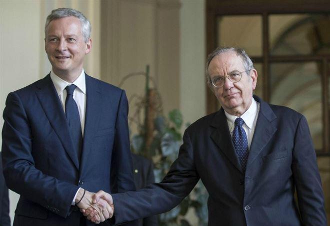 Fincantieri-Stx: Le Maire, a Roma cerchiamo compromesso