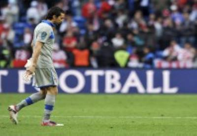 Buffon deluso (Foto: Infophoto)