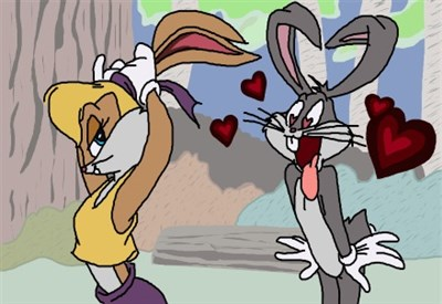 Bugs Bunny, uno dei personaggi doppiati da Joe Alaskey