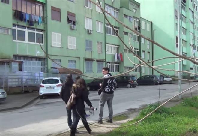 CRONACA: Parco Verde, nonno violenta nipotina 15enne