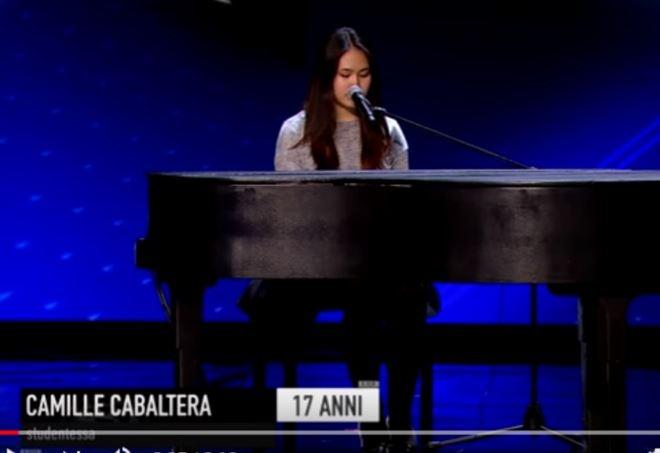 Camille Cabaltera (Foto da: Youtube)