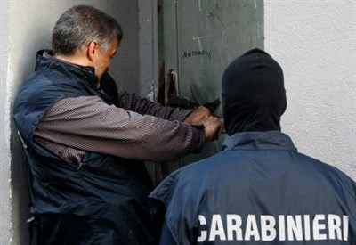 Carabinieri (Infophoto)