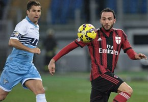 Video Milan-Lazio/ Aspettando gol e highlights della partita di Coppa Italia (martedì 27 gennaio 2015, quarti di finale)