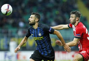 VIDEO/ Inter-Southampton (1-0): highlights e gol della partita. L'analisi di Beppe Bergomi (Europa League 2016-2017, girone K)