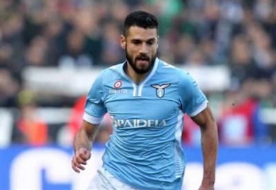 Antonio Candreva, 27 anni, centrocampista della Lazio (INFOPHOTO)