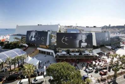 Palais des Festivals in Cannes