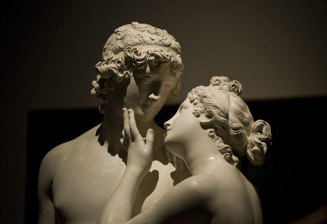 Antonio Canova, Venere e Adone (1794)