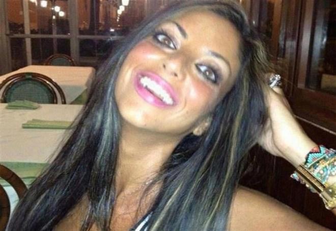 Tiziana Cantone (Foto: da Facebook)
