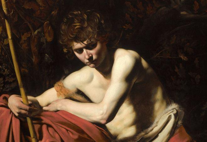 Caravaggio, San Giovanni Battista (1604 circa)