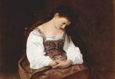 La Maddalena penitente di Caravaggio