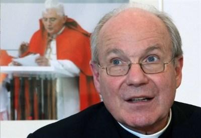 L'arcivescovo di Vienna, Christoph Schönborn
