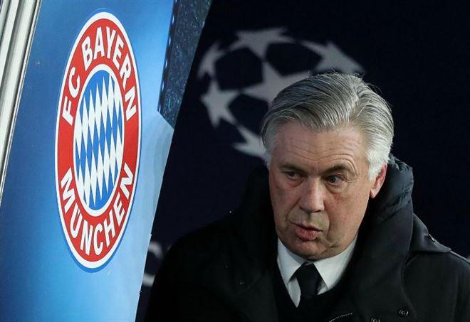Carlo Ancelotti, ex Bayern Monaco - LaPresse