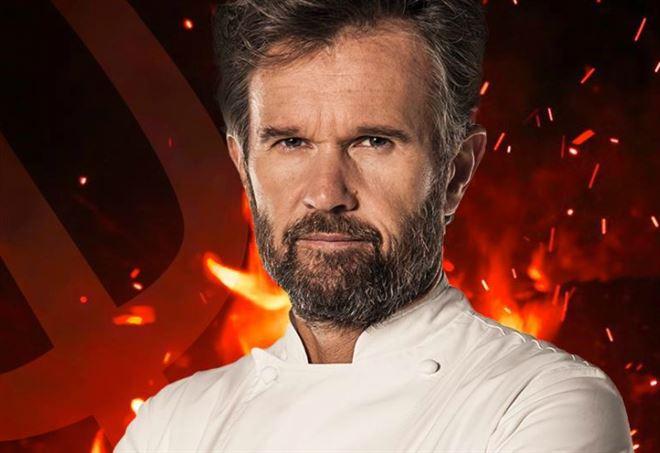 Carlo Cracco a Hell's Kitchen Italia 4