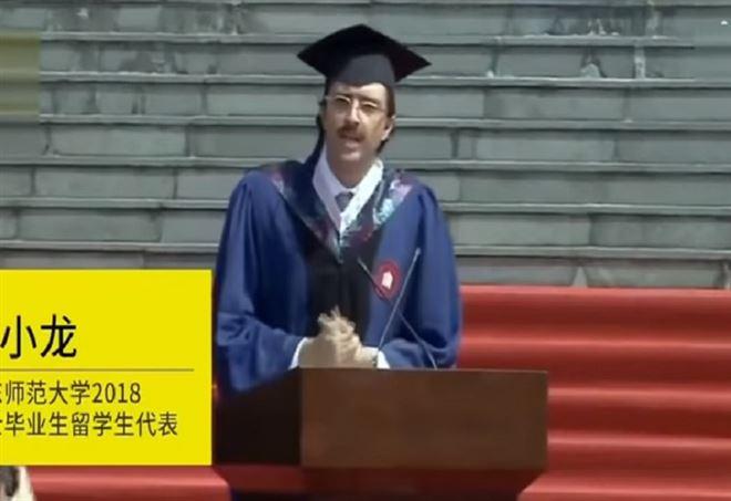 Carlo Dragonetti fa impazzire la Cina