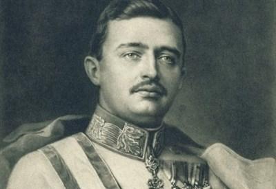 Carlo I d'Asburgo (Immagine d'archivio)