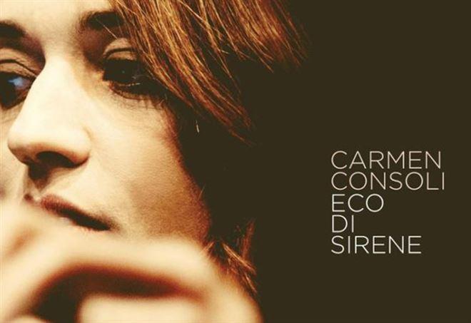 Ecco di sirene, il doppio CD live di Carmen Consoli