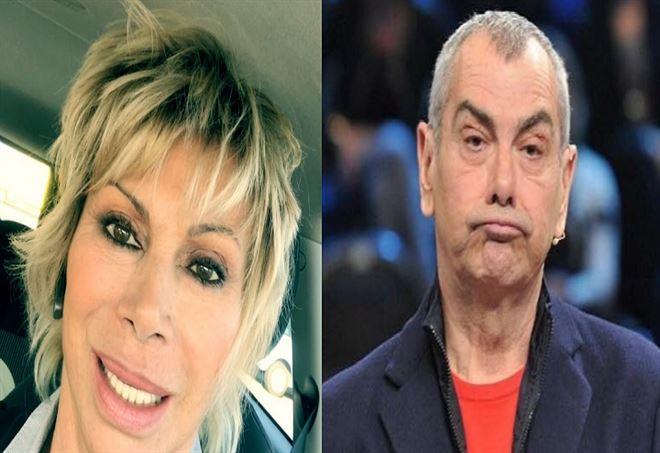 Carmen Russo e Luca Giurato