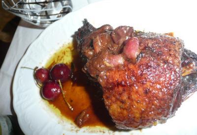 Un piatto di carne