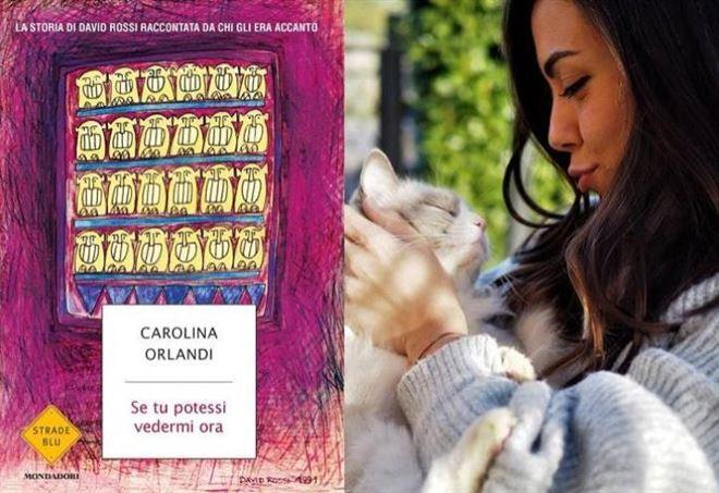 Carolina Orlandi, figlia di David Rossi