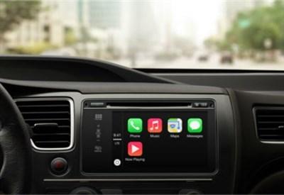 CarPlay: iOS 7 in auto