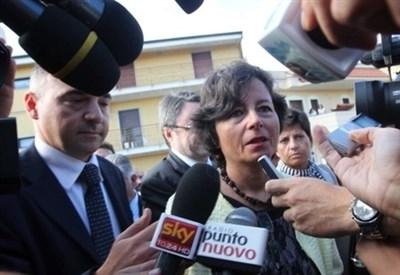 Il ministro Carrozza (InfoPhoto)