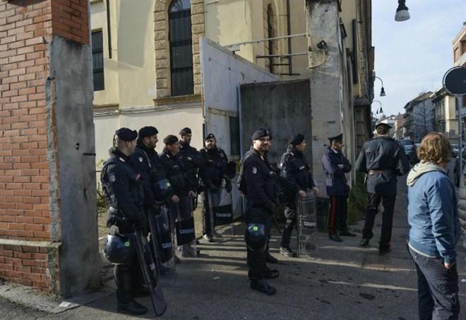 Concorso di Polizia 2017 (LaPresse)