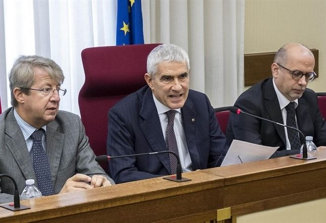 La commissione parlamentare d'inchiesta sulle banche (Lapresse)