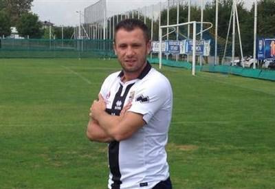 Antonio Cassano, 32 anni (dall'account Twitter ufficiale @ParmaFC)