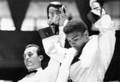 Cassius Clay/Muhammad Ali (1942-2016) (LaPresse)
