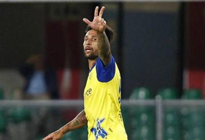 Il centrocampista argentino Lucas Castro, 27 anni, 2 gol in questo campionato (LaPresse)