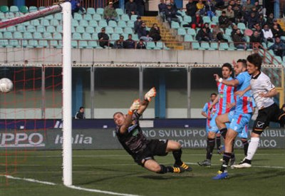 LEGA PRO | Catania-Reggina 3-1. Gol e Highlights