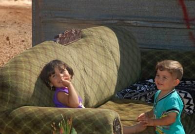 Nel Libano del Sud, fra i profughi siriani (Foto Anna Cavalloni)