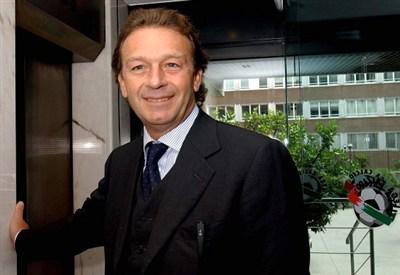 Massimo Cellino, 57 anni (INFOPHOTO)