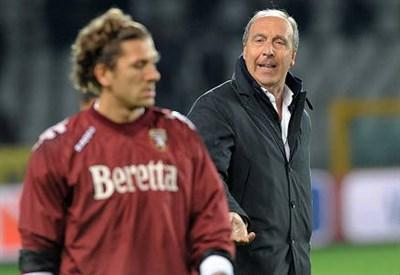Alessio Cerci e Giampiero Ventura (Infophoto)