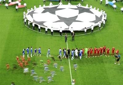 (dall'account Twitter ufficiale @ChampionsLeague)