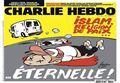 ISLAM RELIGIONE DI PACE… ETERNA/ Foto, la vignetta di Charlie Hebdo schiaffeggia i musulmani