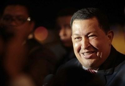 Hugo Chávez (Infophoto)