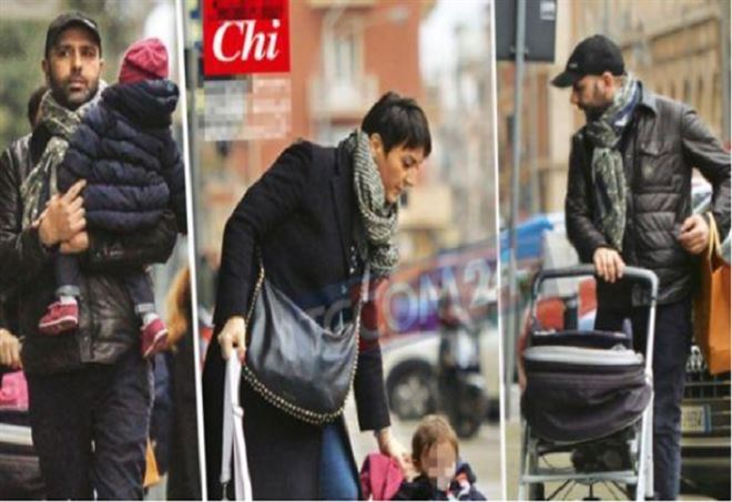 Checco Zalone sposa Mariangela