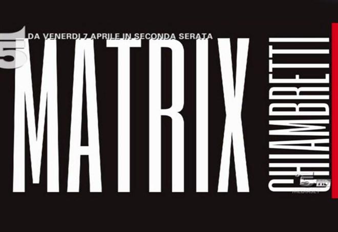 Alessandro Nasi ospite a Matrix Chiambretti