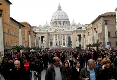Chiesa Cattolica (LaPresse)