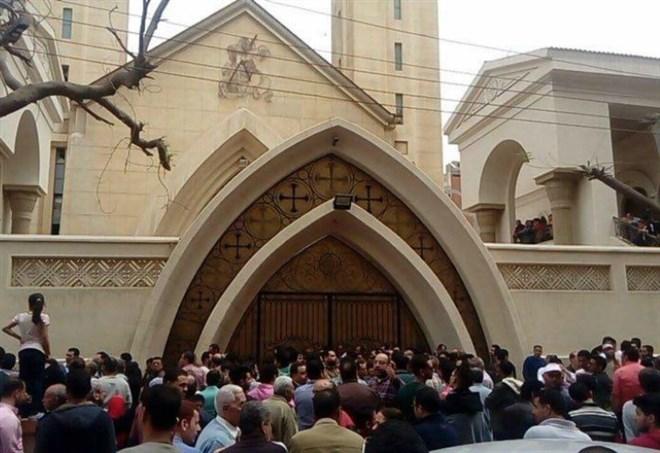 Strage di cristiani in Egitto, Lapresse