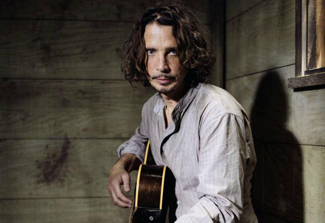 Chris Cornell, cantante dei Soundgarden